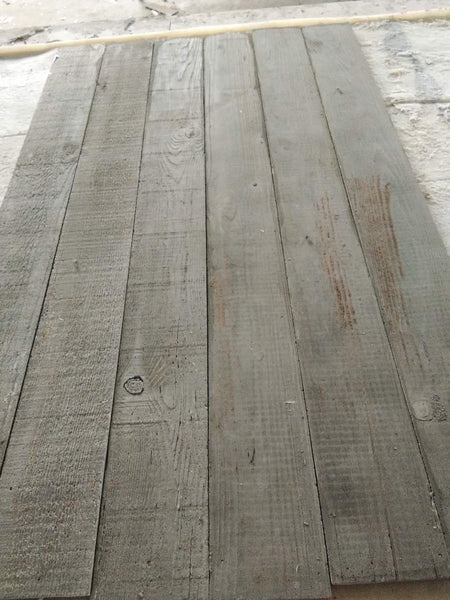 Wood Texture by Thin Cement or Resin, Suitable for House Renovation and Decoration, Shaping Natural Rustic Style