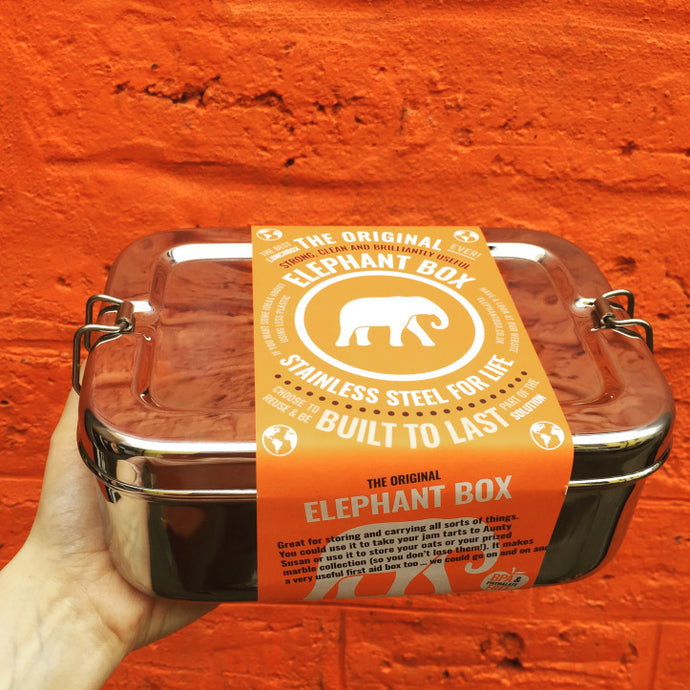 Elephant Box: Stainless Steel Lunchbox Review