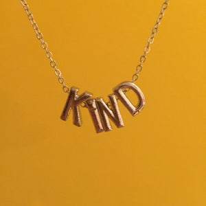 Kind Necklace