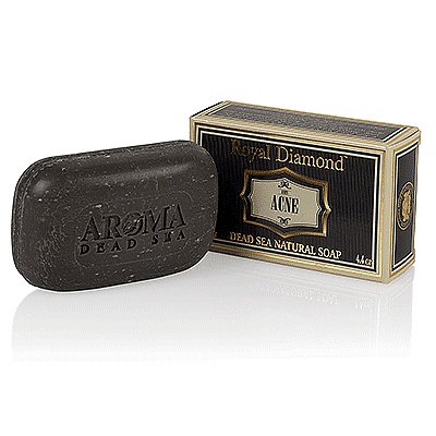 Natural Black Mud Anti Acne Soap 110 gr