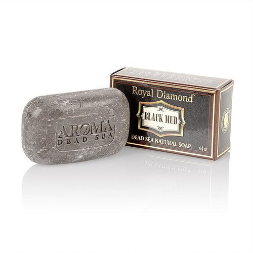 Natural Black Mud Soap 110 gr