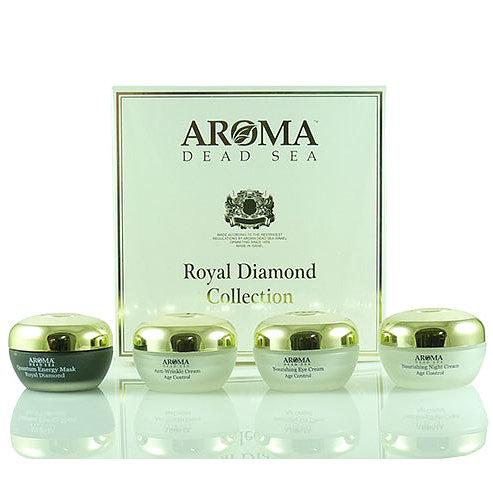 Royal Diamond Special Collection Face / Eye Treatment Package