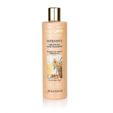 Intensive Shampoo With Natural Oblipicha Oil