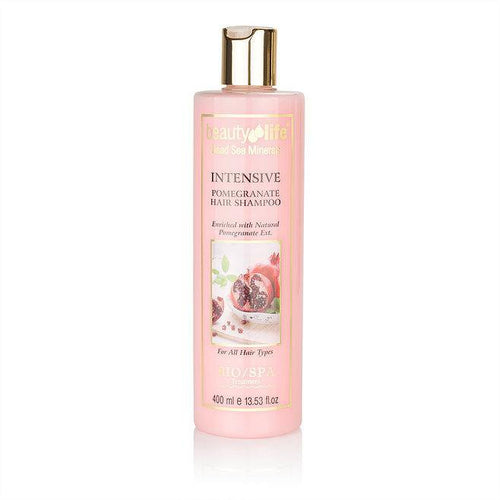 Intensive Shampoo With Natural Pomegranate Extract