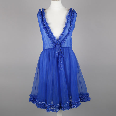 1970s baby doll nightie by Richard Shops
