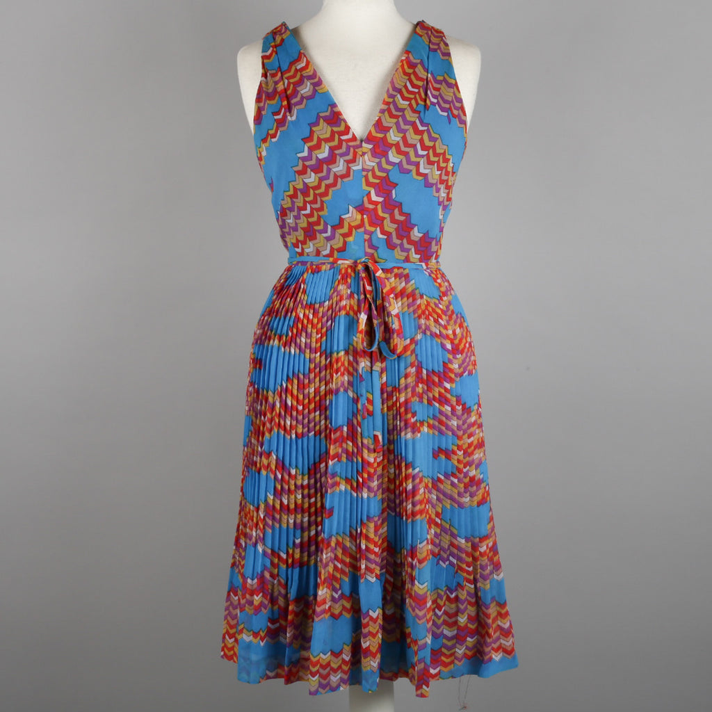 1970s vintage cocktail dress by Peter Barron size 10