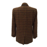 1980s vintage tweed jacket by DKNY