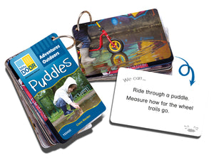 Adventures Outdoors - Puddles
