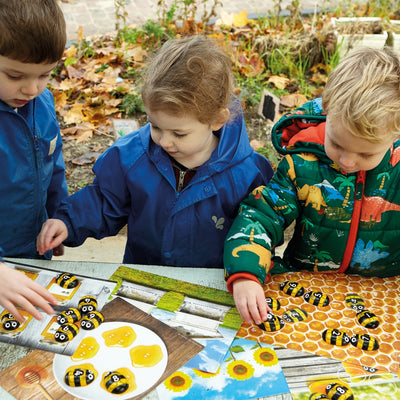 Honey Bee Number Kits