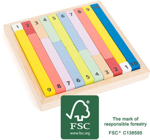 Counting Sticks - Small Foot Educate Range