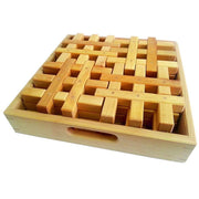 Bauspiel Lattice Grid Blocks
