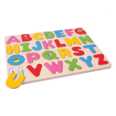 Small Foot Order the Letters Puzzle