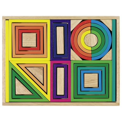goki rainbow blocks 2