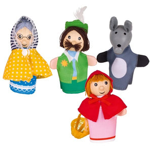 Finger Puppets - Little Red Riding Hood