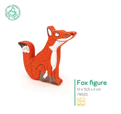 Bajo Fox from The Gruffalo