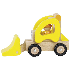 Goki Yellow Wheel Loader