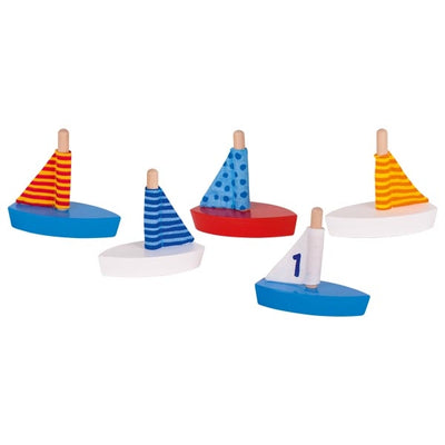 Goki Small Sailing Boats