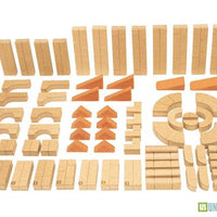 72 Piece Mini Unit Bricks Architects Set