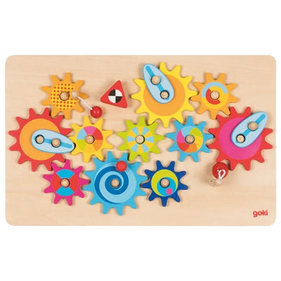 Goki Great Cogwheel Game