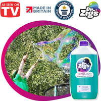 Giant Bubble Mix - 5x concentrate makes 5 litres!