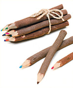10 Fairtrade Coloured Pencils