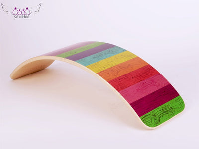 KateHaa Balance Board - Large Colour Arch