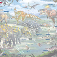 Dinosaurs of the Cretaceous Period