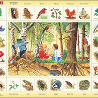 Nature Puzzle: Forest