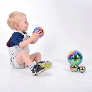 Sensory Reflective Colour Burst Balls