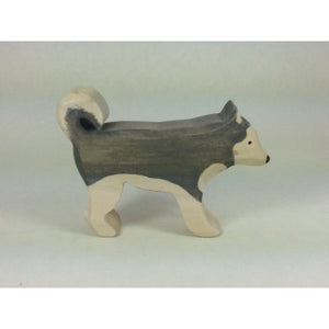 Brin d'Bois Grey Dog Sled