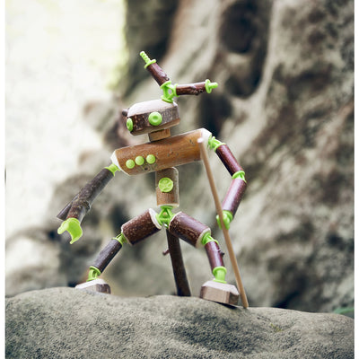 Terra Kids Connectors - construction set figures