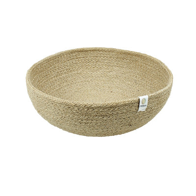 ReSpiin Jute Bowl Large - Natural