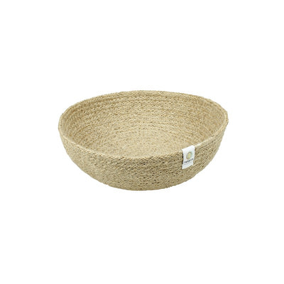 ReSpiin Jute Bowl Medium - Natural