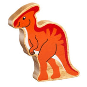 Lanka Kade Natural Orange Parasaurolophus