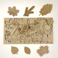Leaves Puzzle 1