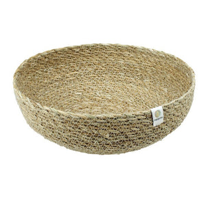 ReSpiin Seagrass Bowl Large - Natural