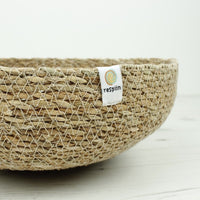 ReSpiin Seagrass Bowl Medium - Natural