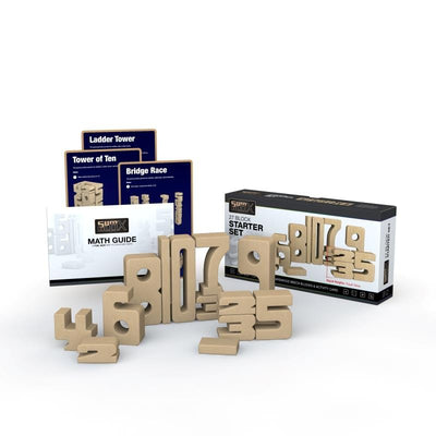 SumBlox Building Blocks Starter Set