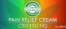 Load image into Gallery viewer, CBD Pain Relief Cream 150mg