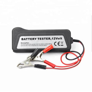 Portable Auto Battery and Alternator Tester 12V LED