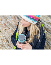 Load image into Gallery viewer, Reusable Coffee Cup Made From Recycled Cups