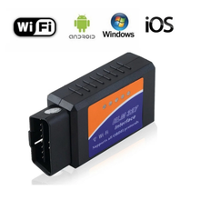 Load image into Gallery viewer, ELM327 12V Car OBD 2 CAN BUS Diagnostic Scanner Tool with Wifi connection