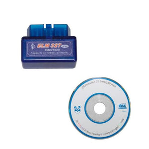 ELM327 mini 12V Car OBD 2 CAN BUS Diagnostic Scanner Tool with Bluetooth Function