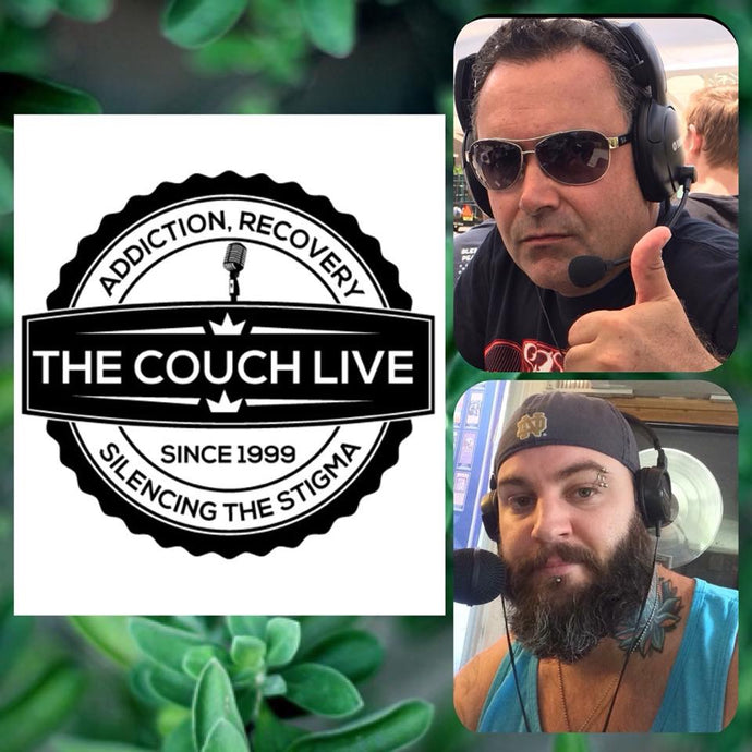 20 Years Of Radio & Recovery - The Couch Live