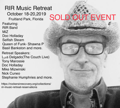 3 People All Inclusive - RIR Music Retreat (Sold Out)