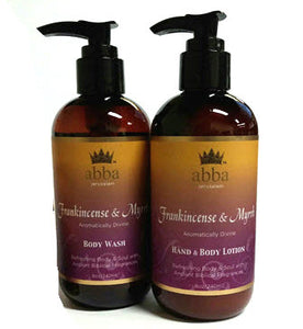 Frankincense Bath and Spa Duo - Kingdom Enlightenment Ministries