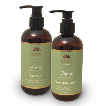 Hyssop Bath and Spa Duo - Kingdom Enlightenment Ministries