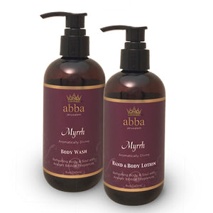 Myrrh Bath and Spa Duo - Kingdom Enlightenment Ministries