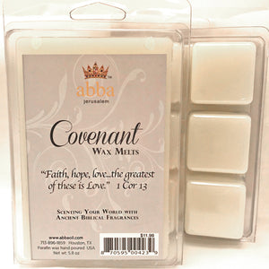 Covenant Wax Melts - Spirit of Prophecy - Kingdom Enlightenment Ministries