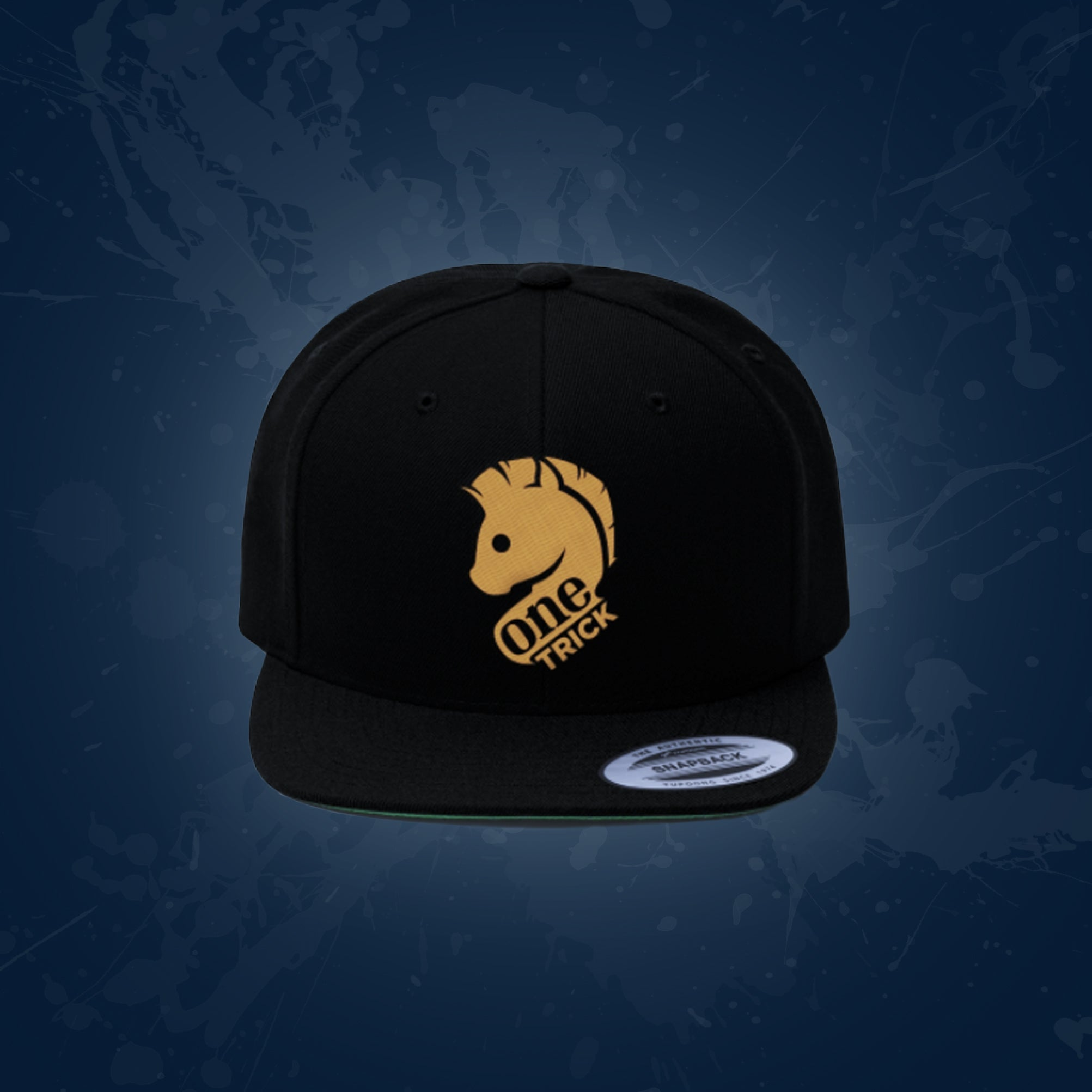 One Trick Pony Logo Hat